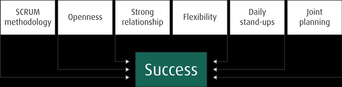 Factors deciding on success
