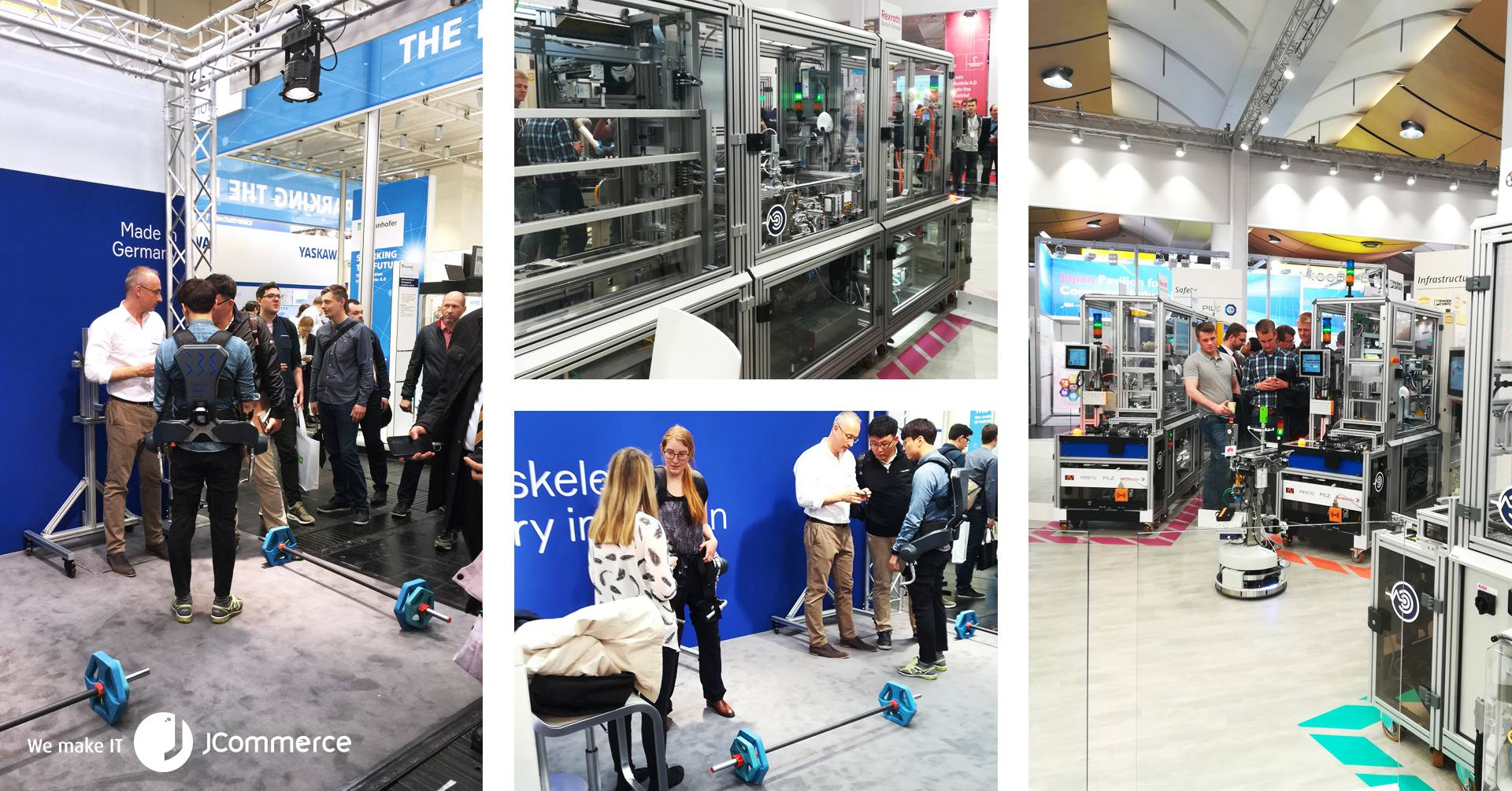Hannover Messe - IR Solutions