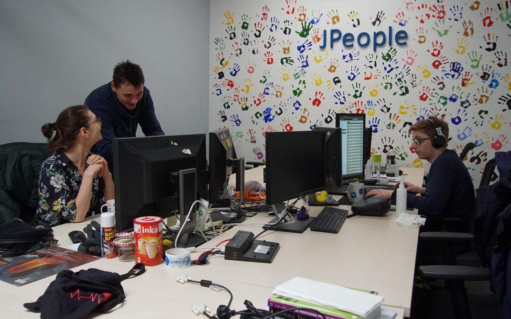 IT Nearshore - JCommerce employees